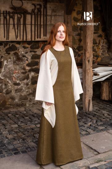 Womens Wool Overdress Albrun by Burgschneider