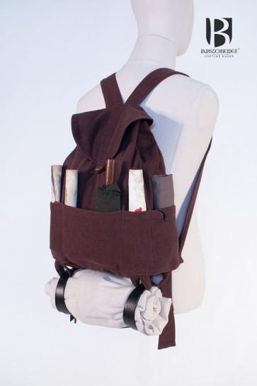 Rucksack mit Einpack Möglichkeiten