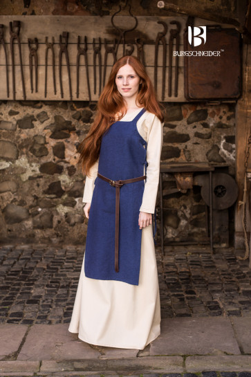 Apron Dress Gyda by Burgschneider of the Middle Ages
