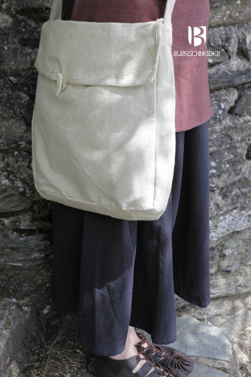 Hemp colored Bag Ehwaz by Burgschneider