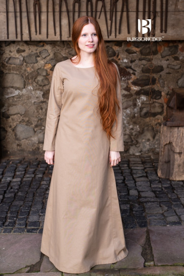 Viking Underdress Freya by Burgschneider ankle-length
