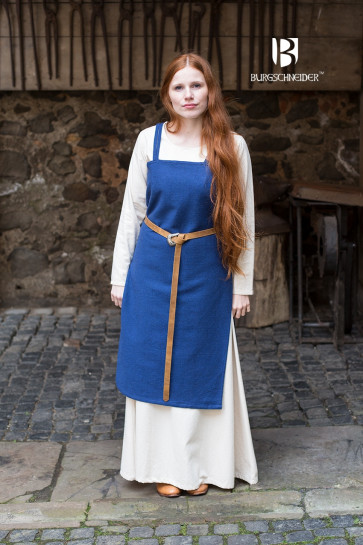 Medieval Womens Dress Frida by Burgschneider as Outer Garment