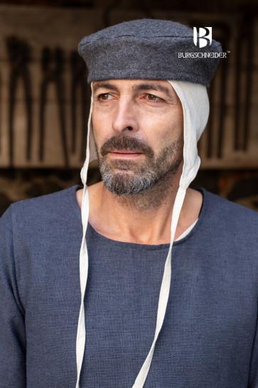 Wool Cap Hugo - Grey