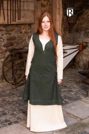 Dress Lannion - Green