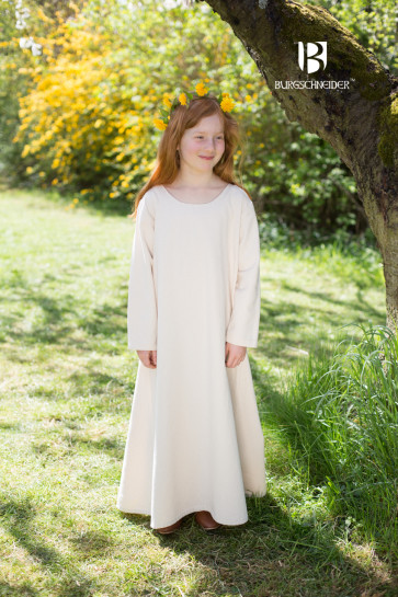 Natural White Underdress Ylvi by Burgschneider for Children
