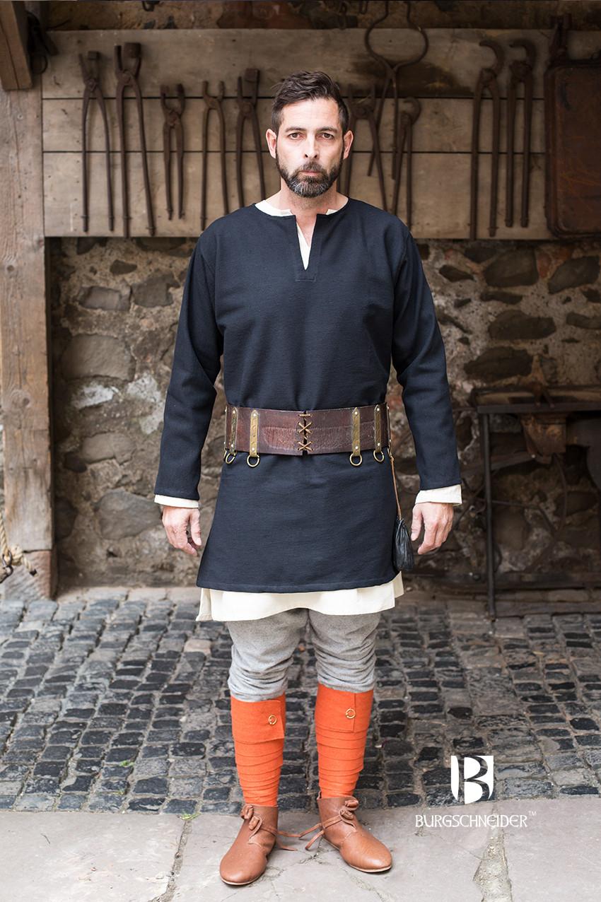 Viking Tunic Erik Medieval Cotton by Burgschneider jC41QQzS