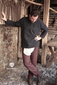 Shirt Tristan - Black