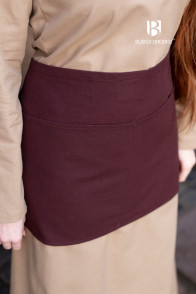 Apron Nele - Brown