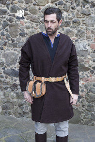Viking Coat Loki - Brown