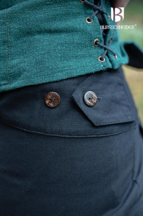 Pants Kerga - black