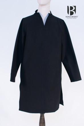 Black sturdy Tunic Ekwin by Burgschneider