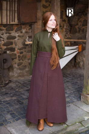 Skirt Mera - Brown