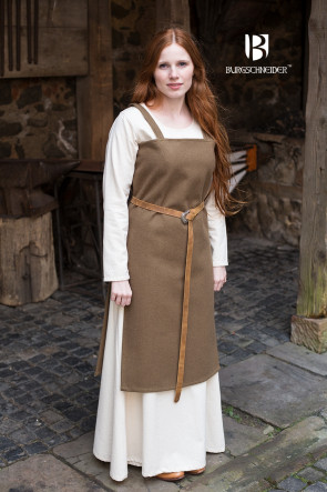 Vikingdress Jodis by Burgschneider as Outer Garment