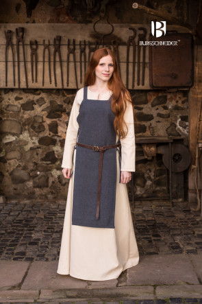 Viking LARP with Apron Dress Gyda by Burgschneider