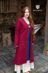 Birka Coat Aslaug - Wool Red