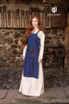 Apron Dress Gyda - Blue