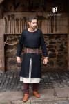 Wool Tunic Everard - Black