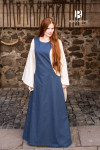 Surcot Isabella - Woad Blue