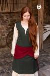 Wrap Belt Ketra - Wool Red