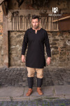 Undertunic Leif - Black