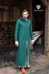 Hooded Tunic Renaud - Green